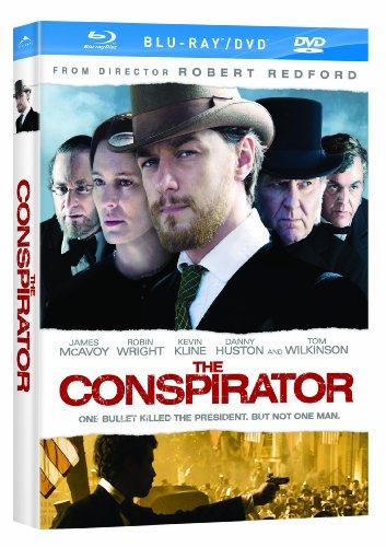 Unbekannt die Lincoln Verschwörung (Blu-ray/DVD COMBO in DVD Verpackung) (Tv-dvd-bluray-combo)