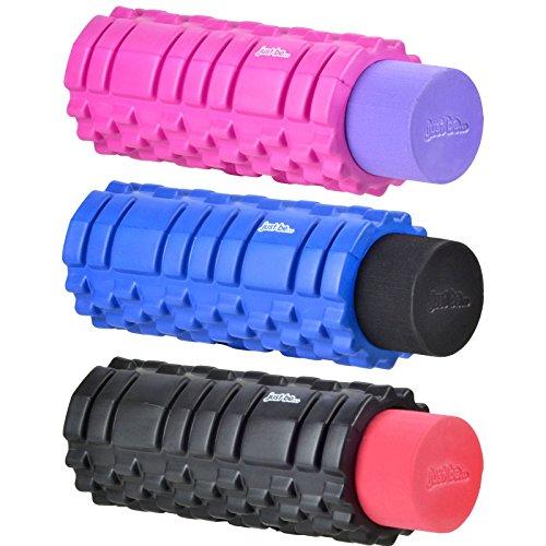 Rouleau de massage de nœuds musculaires 2-en-1 just be...®