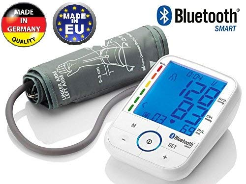 Armbanduhr, mit BLUETOOTH SBM 67, originalgetreues LCD-Display mit geradliniger Oberfläche