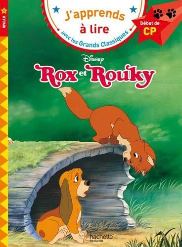 Rox et Rouky CP Niveau 1 par Isabelle Albertin