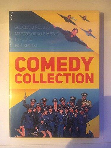 COMEDY COLLECTION 3 DVD (SCUOLA DI POLIZIA)