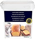 Bicarbonate de Soude 3 Kg, Qualité Supérieure, Développé en France.