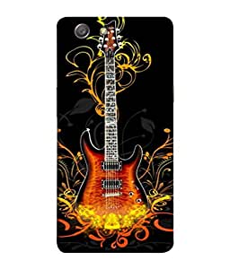 Fuson Designer Back Case Cover for Oppo Neo 5 :: Oppo A31 :: Oppo Neo 5S 2015 (Colorful Vibrant Graphics Young Rocking Boy Girl )