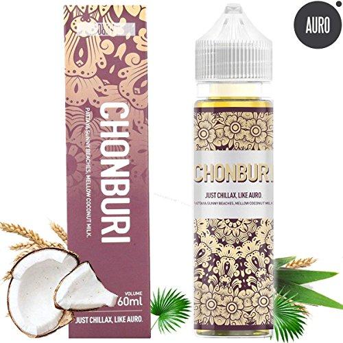 AURO 60ML Naturalmente Extracts Chonburi Oat-Coconut