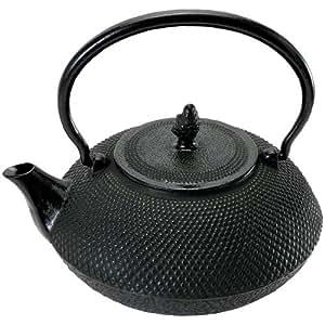 Beka 16409124 Ceylon Théière en fonte noire 1.2 l