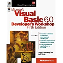 Microsoft Visual Basic: Developer's Workshop by John Clark Craig (1998-01-01)
