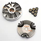 yunshuo 18 mm para variador 2 tiempos GY6 50 cc Jog 1pe40qmb TGB Verucci qingli jog50