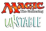 Magic The Gathering Sammelkartenspiel in Unstable Booster-Display Box in Englisch
