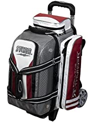 Storm Rolling Thunder Bowling Bag (2-Ball), Red by Storm
