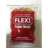 Flexi Rubber Bands - 1 inch Diameter - 800 pcs