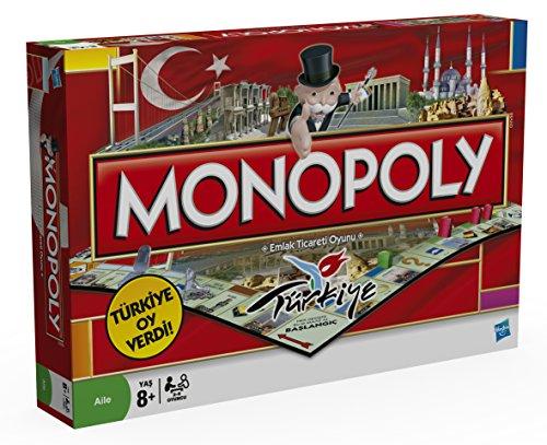 Preisvergleich Produktbild Hasbro 01610131 - Monopoly Türkiye