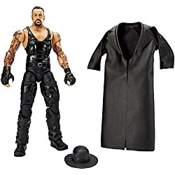 UNDERTAKER - FIGURA WWE WRESTLEMANIA ELITE MATTEL TOY WRESTLING ACTION FIGURE by Wrestling