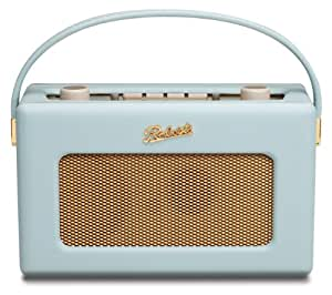 roberts revival rd60 fm dab dab digital radio duck egg. Black Bedroom Furniture Sets. Home Design Ideas