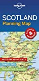 Lonely Planet Scotland Planning Map (Planning Maps)
