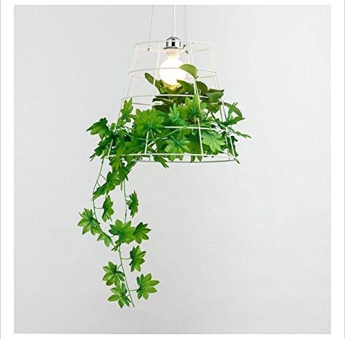 gbt-creative-vert-plante-en-pot-lustre-restaurant-chambre-lumieres-led-lumiere-chaude-lumiere-blanch