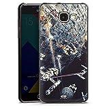 Samsung Galaxy A5 (2016) Hülle Case Handyhülle Star Wars Merchandise Fanartikel Todesstern