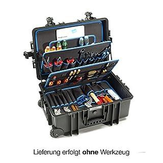 B&W International Werkzeugkoffer Jet 3000 117.16/L (Lieferung erfolgt ohne Werkzeug)
