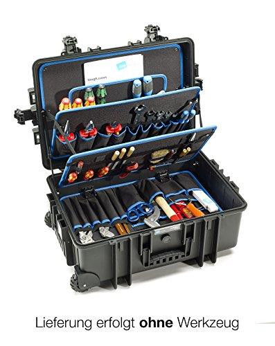 B&W Werkzeugkoffer JUMBO 6700, 117.19/P (Lieferung erfolgt ohne Werkzeug)