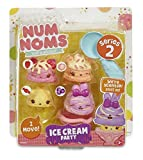 MGA Entertainment 544173E4C - Num Noms - Ice Cream Party Pack