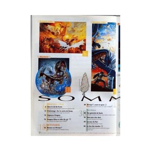 DRAGON MAGAZINE N? 17 du 01-05-1994 HEROIC FANTASY - SCIENCE FICTION - FANTASTIQUE - ENCYCLOPEDIE DES MONDES IMAGINAIRES DRAGON VOLE - MYSTARA - ASTERI
