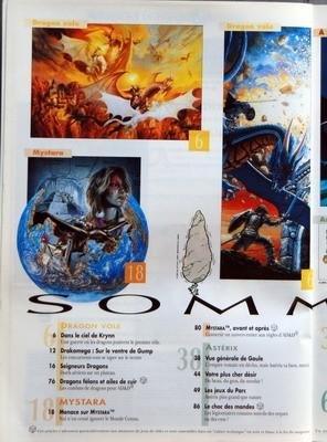 DRAGON MAGAZINE N? 17 du 01-05-1994 HEROIC FANTASY - SCIENCE FICTION - FANTASTIQUE - ENCYCLOPEDIE DES MONDES IMAGINAIRES DRAGON VOLE - MYSTARA - ASTERI par Collectif