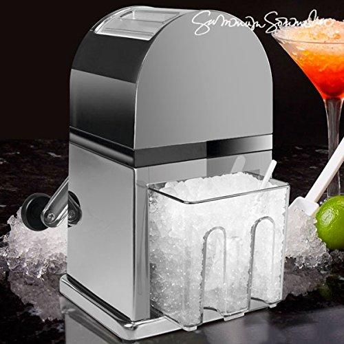 Summum Sommelier Ice Krusher - Picadora de hielo manual
