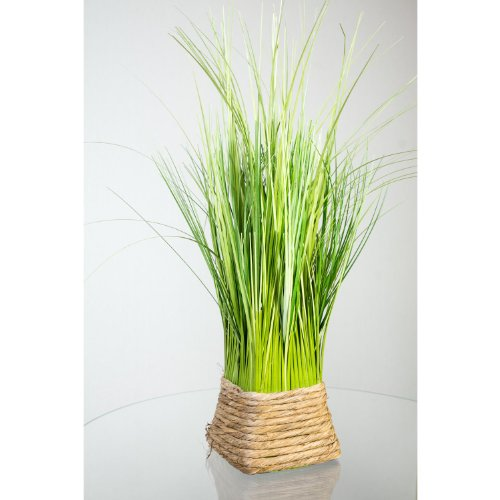 Kunstpflanze Grasbusch in