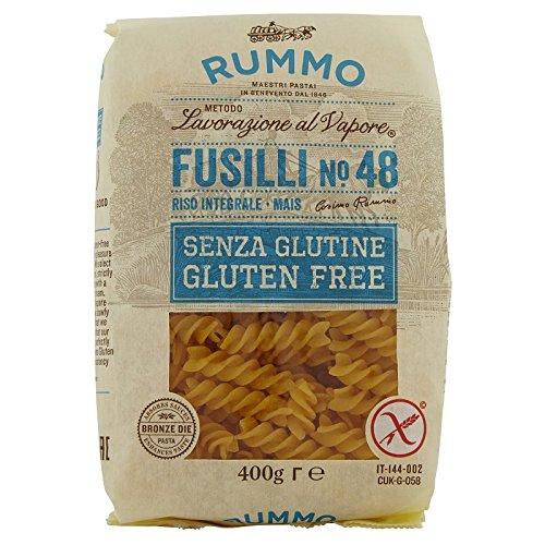 Gluten free pasta Fusilli Rummo 400gr