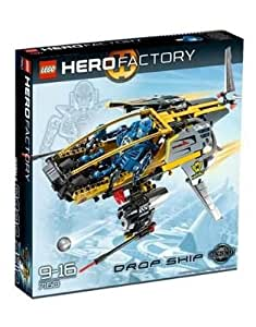 Lego 7160 jeu de construction lego hero factory drop ship jeux et jouets - Lego hero factory jeux ...