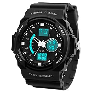 Dictac Waterproof Sports Watch for Swimming, 50M Water
