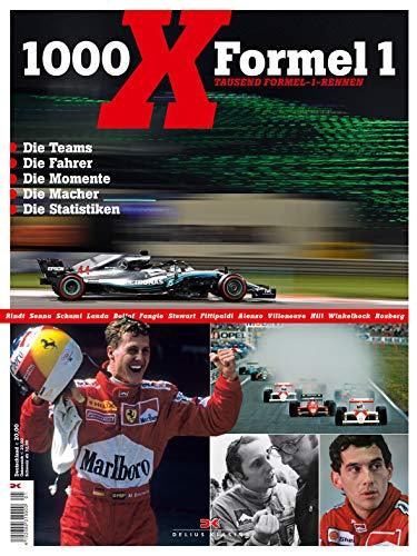 1000 x Formel 1: Tausend Formel-...