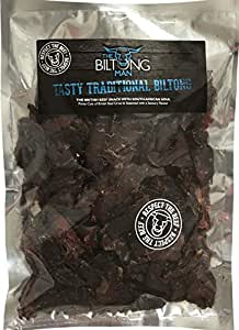 The Biltong Man Tasty Traditional Biltong (1Kg)