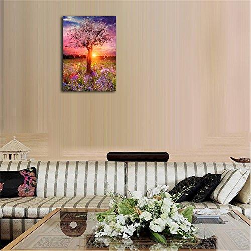 DIY 5D Tree Diamond Painting Cross-Stitch for Entrance Living Room Bedroom - 3