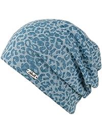Chillouts Tunis Mütze Sommer Mütze One SIze für Damen & Herren in der Farbe Blau NEU!