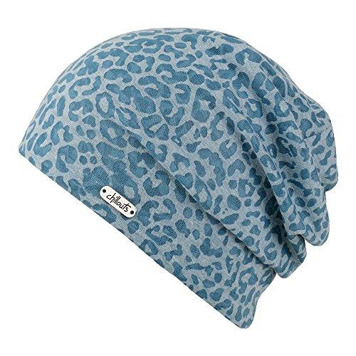 Preisvergleich Produktbild Chillouts Tunis Mütze Sommer Mütze One SIze für Damen & Herren in der Farbe Blau NEU!