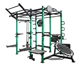 Functional Green Tower Multifunktion Kraftstation Fitnessstation Fitness Rack