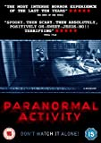 Paranormal Activity [DVD]