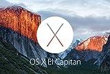 Mac Os X EL CAPITAN 10.11 Fobs USB Stick de Installer 8 GB