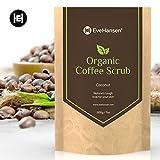 Eve Hansen Scrub corpo al caffè biologico robusta con olio di cocco e vit. E - Caffeina - 7 once
