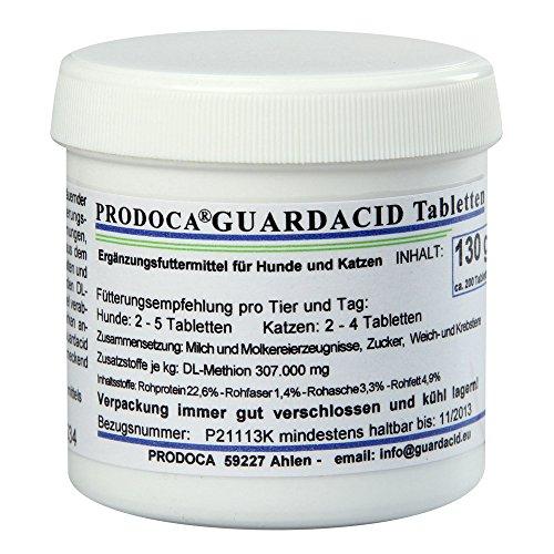 guardacid pastillas VET. 50ST pastillas