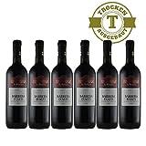 Rotwein Italien Il Pozzo Barbera D´Asti trocken (6x0,75L)