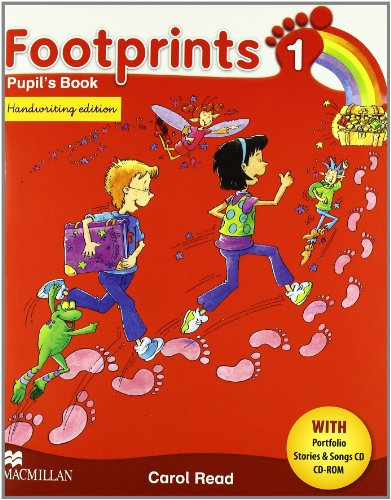 Footprints 1. Pupil's Book - Handwriting Edition - 9780230735118