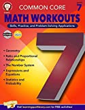 [(Common Core Math Workouts, Grade 7)] [By (author) Karice Mace ] published on (January, 2014)