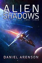 Alien Shadows (Alien Hunters Book 3) (English Edition)