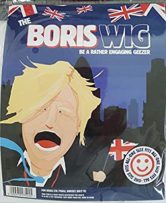 Fun Ideas The Boris Johnson Wig