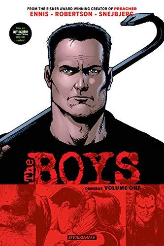 The Boys Omnibus Vol. 1 TPB ()