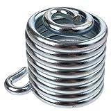 Sattelfeder Primus 214/215 rechts Stahl Silber