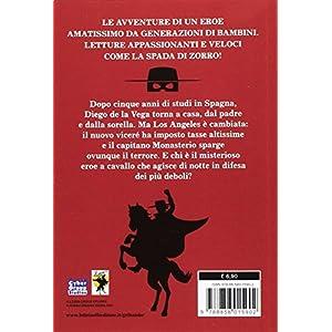 Il ritorno dell'eroe. Zorro la leggenda