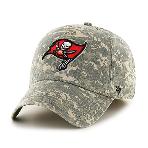 47 Brand NFL Tampa Bay Buccaneers Officer Franchise-Hut, klein, digital Camo (Digital Camo-hut)
