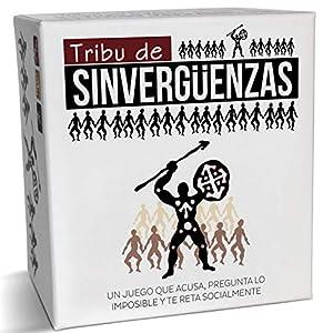 Tribu de Sinvergüenzas – El Mejor Juego de Mesa para Fiestas y Risas con amig@s – Made In Spain